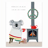 Koala-lala Greeting Card
