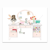 The Beauty Desk Stationery